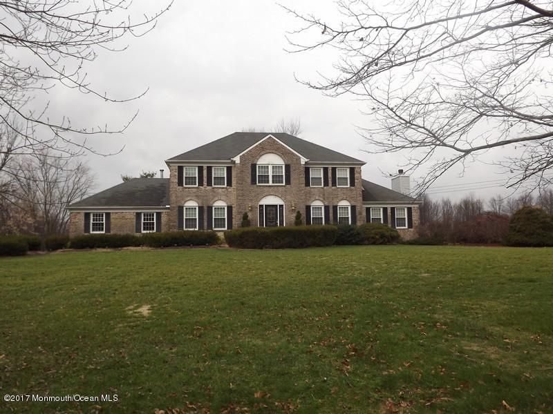 Single Family Home for Sale at 5 Shield Road Perrineville, New Jersey 08535 United States