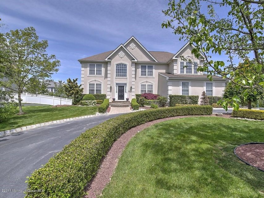 604 Luyster Place, Morganville, NJ 07751