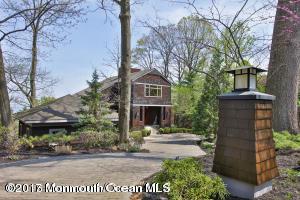 Maison unifamiliale pour l à louer à 148 Bayside Drive Atlantic Highlands, New Jersey 07716 États-Unis