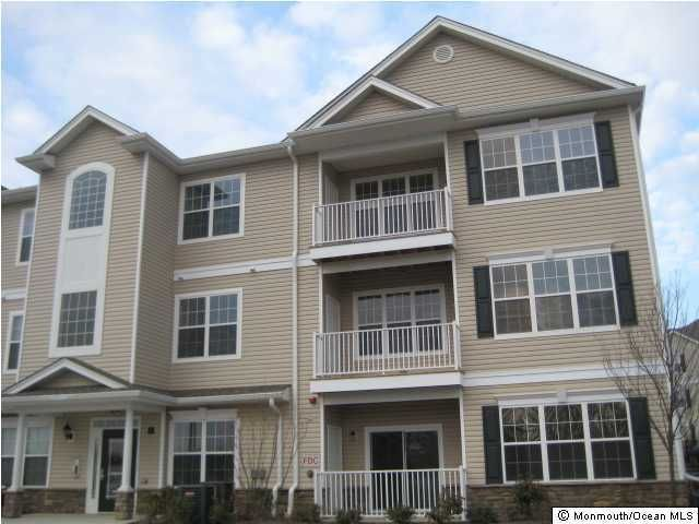 Condominium for Rent at 534 Mill Pond Way Eatontown, New Jersey 07724 United States