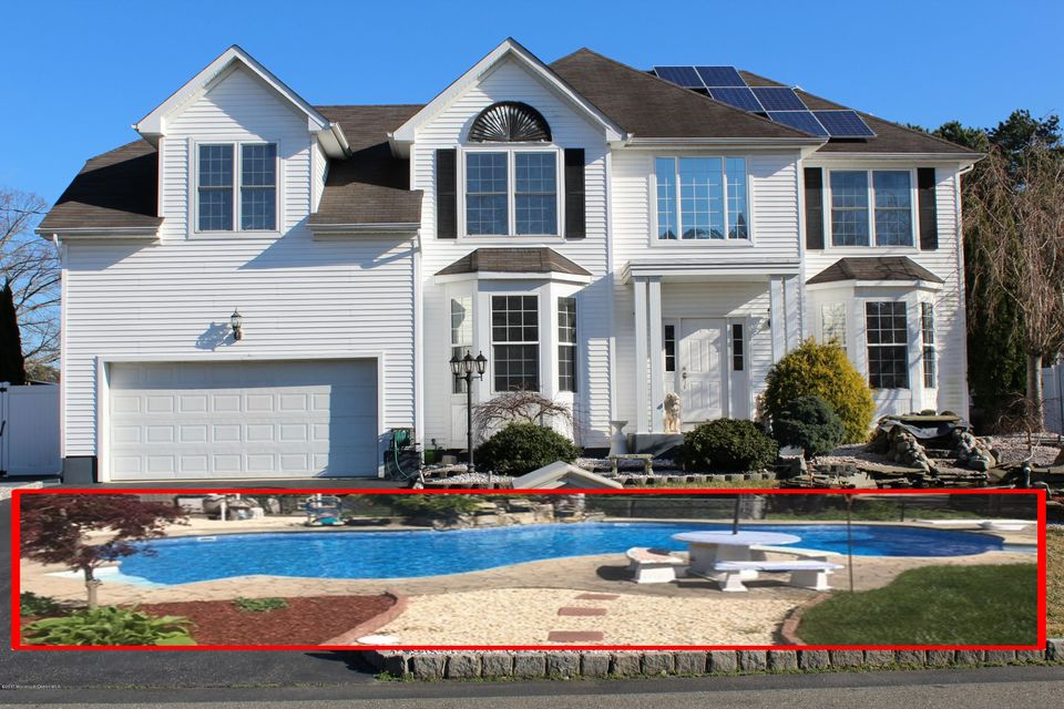 Single Family Home for Sale at 300 Hillside Drive Manchester, New Jersey 08759 United States