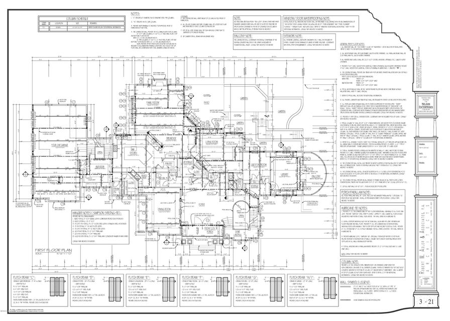 plans1st floor