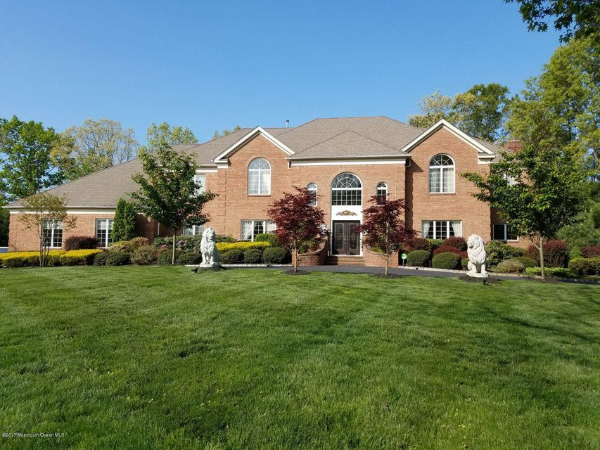 Single Family Home for Sale at 1 Wintergreen Court Millstone, New Jersey 08510 United States