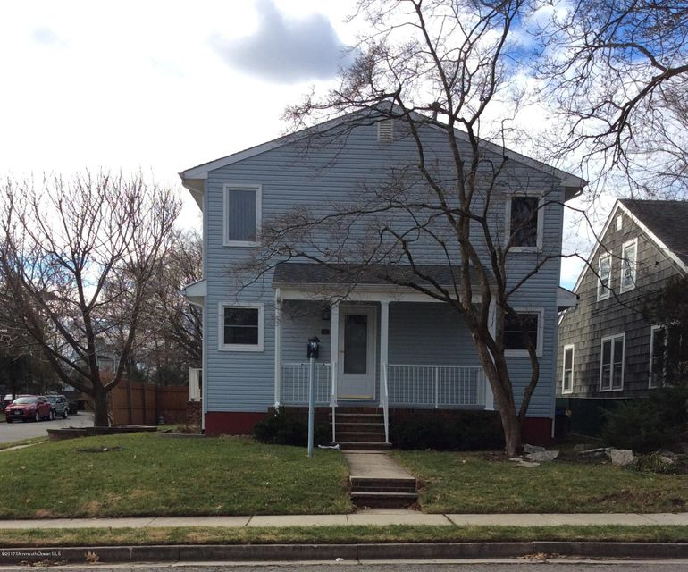 Single Family Home for Sale at 10 Tulsa Avenue Metuchen, New Jersey 08840 United States