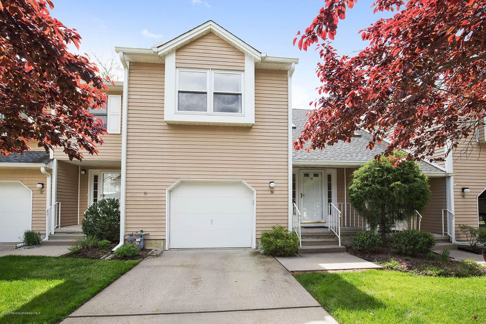 Condominium for Rent at 39 Essex Drive Little Silver, New Jersey 07739 United States