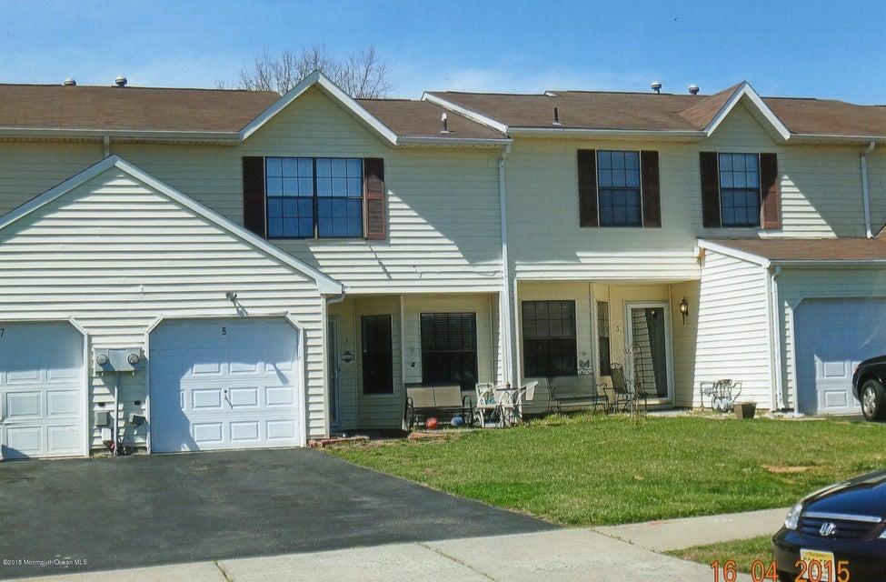 Condominio por un Alquiler en 5 Mariners Freehold, Nueva Jersey 07728 Estados Unidos
