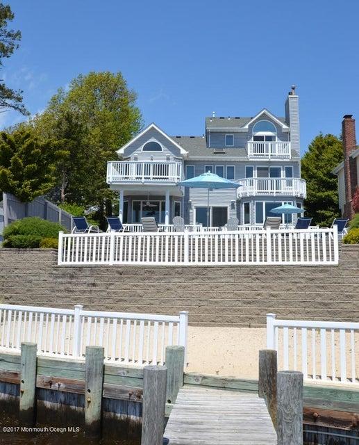 Casa para uma família para Venda às 547 Princeton Avenue Brick, Nova Jersey 08724 Estados Unidos
