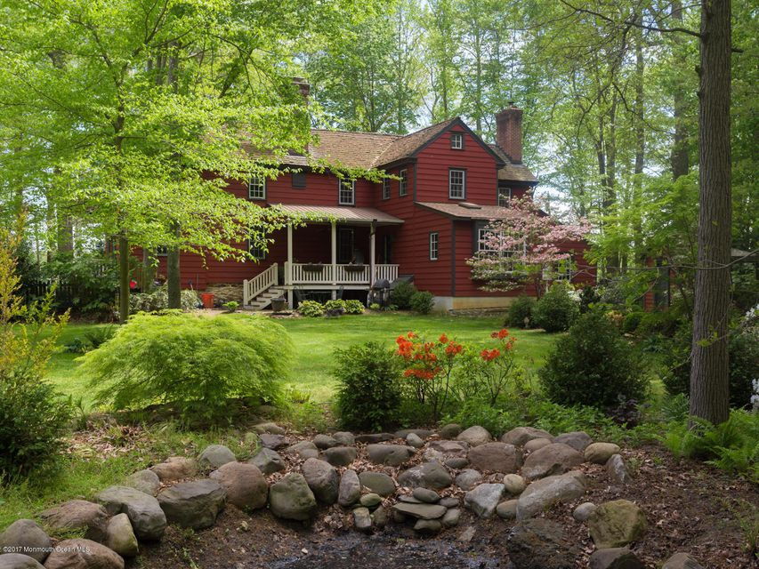 Single Family Home for Sale at 55 Newbold Lane Chesterfield, New Jersey 08515 United States