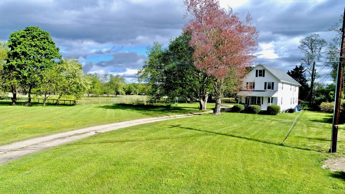 Photo of home for sale at 346 Brickyard Road Road, Freehold NJ