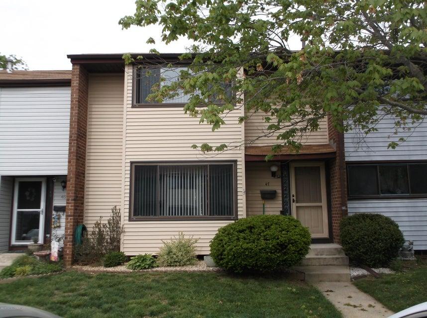 Casa Unifamiliar por un Venta en 47 Covington Drive East Windsor, Nueva Jersey 08520 Estados Unidos