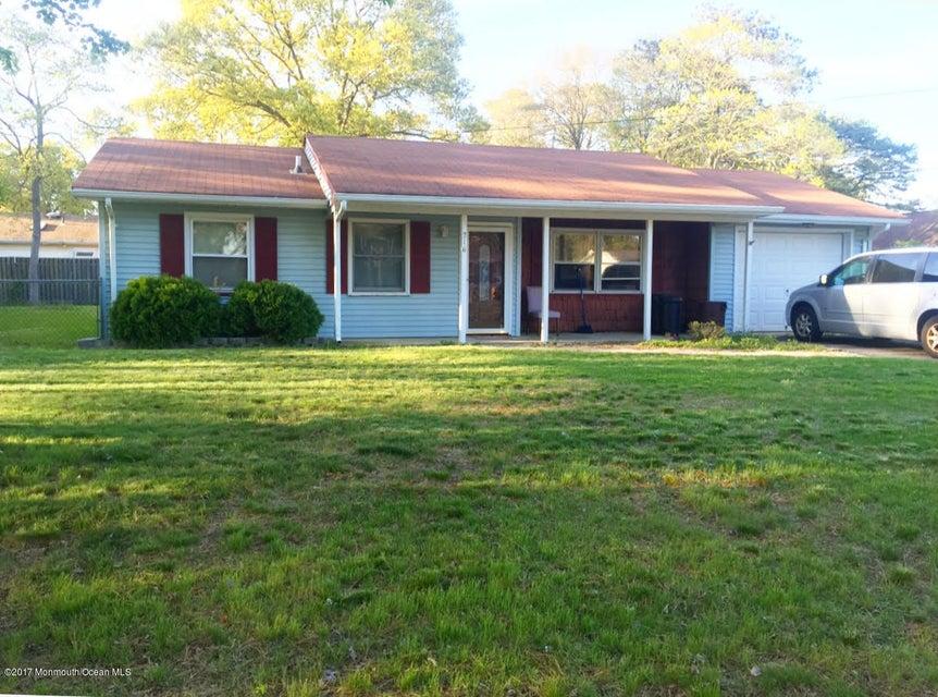 Casa Unifamiliar por un Alquiler en 216 Sinclair Avenue Lanoka Harbor, Nueva Jersey 08734 Estados Unidos