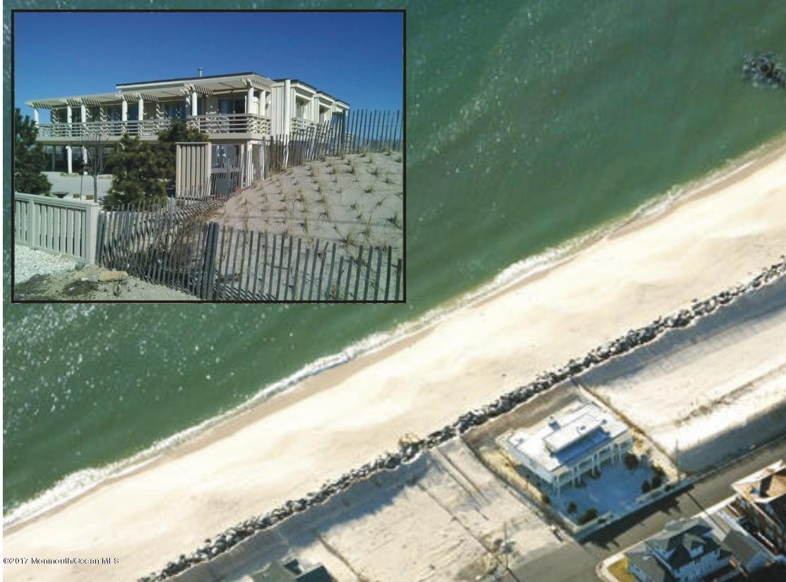 Maison unifamiliale pour l Vente à 301 East Avenue Bay Head, New Jersey 08742 États-Unis