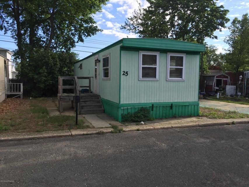 移动之家 为 出租 在 25 Monique 黑兹利特, 新泽西州 07730 美国