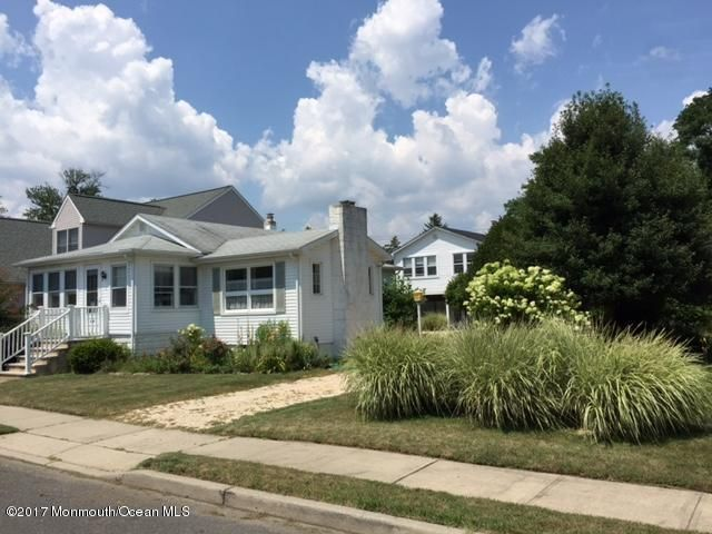 Single Family Home for Sale at 726 21st Avenue Lake Como, New Jersey 07719 United States