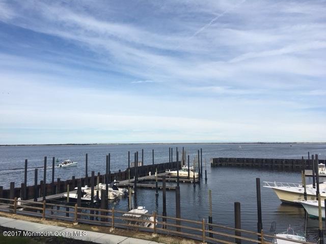 marina view from rear balcony