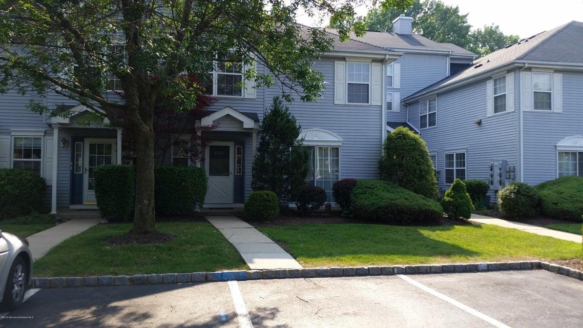 Condominium for Rent at 432 Indigo Court Morganville, New Jersey 07751 United States
