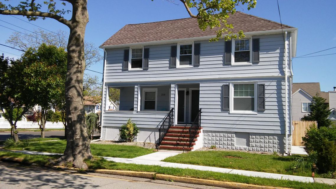 Single Family Home for Rent at 319 Central Avenue Point Pleasant Beach, 08742 United States