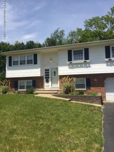 Single Family Home for Rent at 24 Monticello Drive Howell, 07731 United States