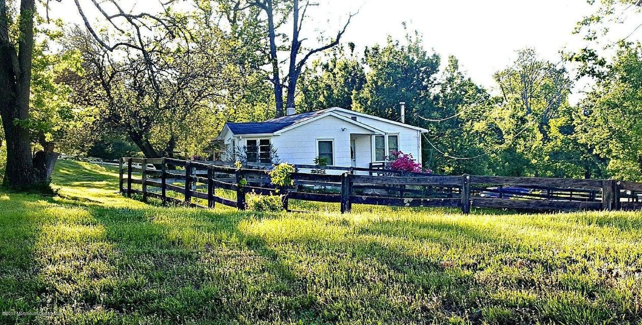 Maison unifamiliale pour l à louer à 12 Hill Road Allentown, New Jersey 08501 États-Unis