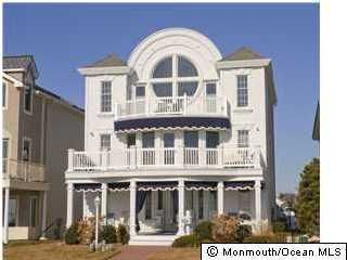 Single Family Home for Rent at 309 Ocean Avenue Belmar, New Jersey 07719 United States