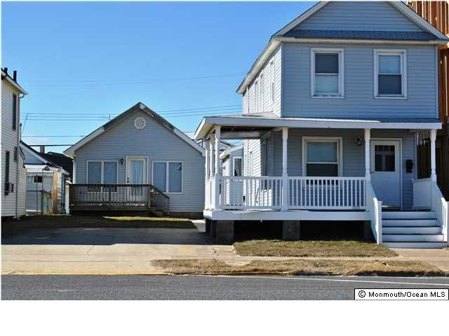 Single Family Home for Rent at 1211 Ocean Avenue Bradley Beach, 07720 United States