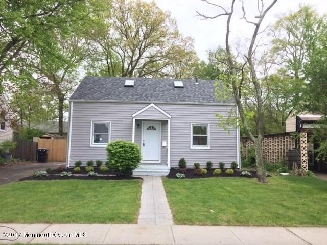 Single Family Home for Sale at 1157 Hilltop Drive West Belmar, New Jersey 07719 United States