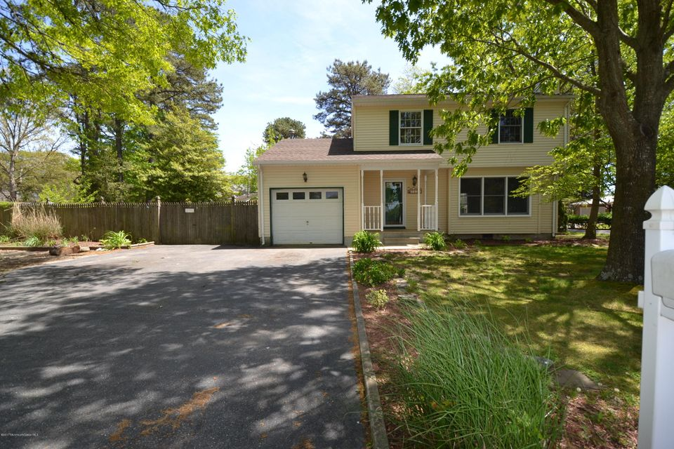 Single Family Home for Rent at 1413 Earie Way Forked River, New Jersey 08731 United States