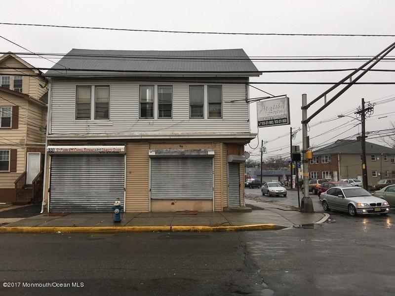 多户住宅 为 销售 在 331-333 Myrtle Avenue Irvington, 新泽西州 07111 美国