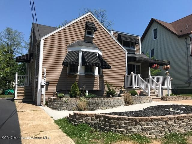 Apartment for Rent at 416 11th Avenue West Belmar, New Jersey 07719 United States