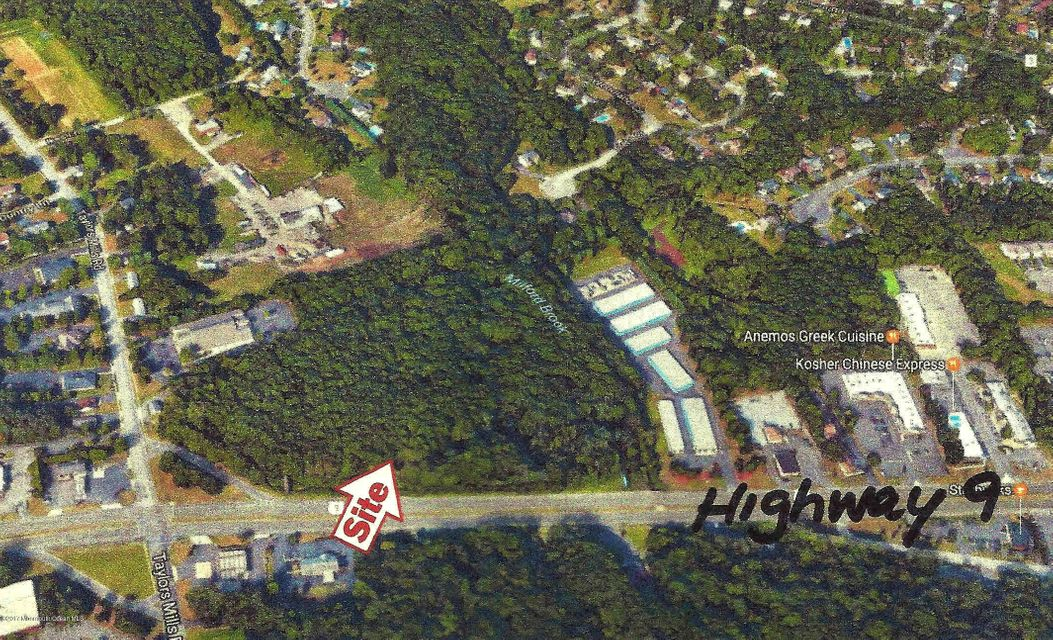Land for Sale at 251 Us Highway 9 Manalapan, New Jersey 07726 United States