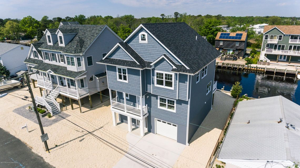 Casa Unifamiliar por un Venta en 812 Sandpiper Drive Lanoka Harbor, Nueva Jersey 08734 Estados Unidos