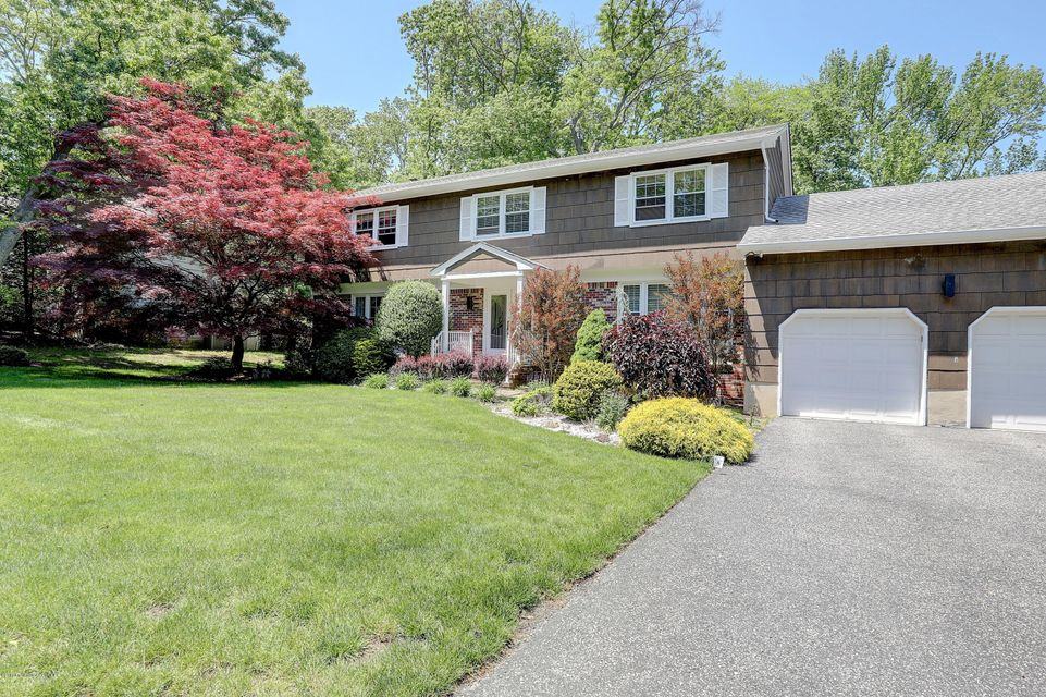 Single Family Home for Sale at 17 Adams Street Morganville, New Jersey 07751 United States