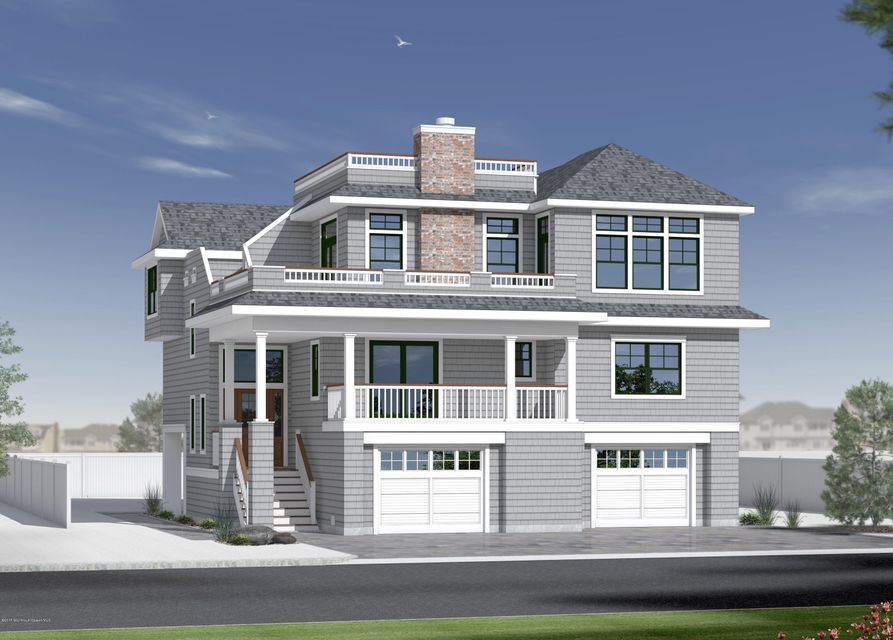 Maison unifamiliale pour l Vente à 310 Liberty Avenue Beach Haven, New Jersey 08008 États-Unis