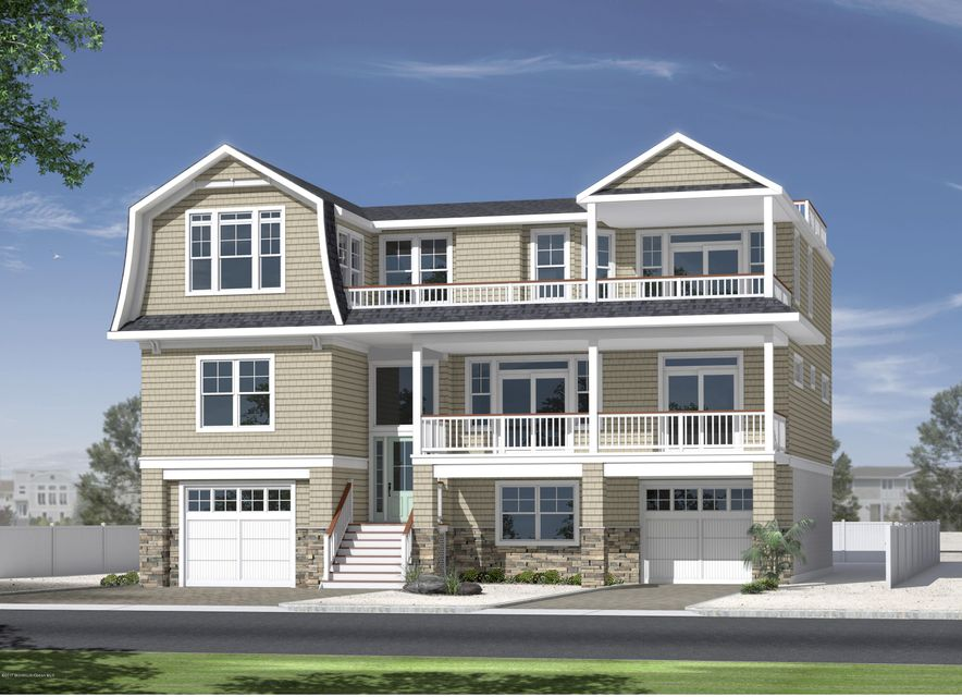 Maison unifamiliale pour l Vente à 316 Liberty Avenue Beach Haven, New Jersey 08008 États-Unis
