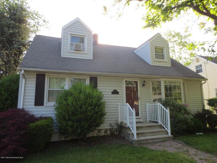 Maison unifamiliale pour l Vente à 41 Kentucky Avenue Hamilton, New Jersey 08619 États-Unis