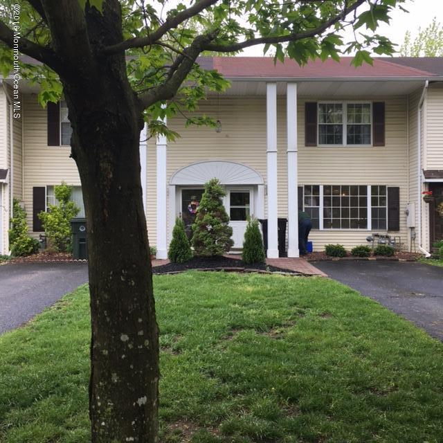 共管式独立产权公寓 为 出租 在 85 Fieldcrest Way 黑兹利特, 新泽西州 07730 美国