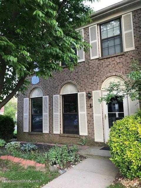 Condominio por un Alquiler en 39 Worthington Court Freehold, Nueva Jersey 07728 Estados Unidos