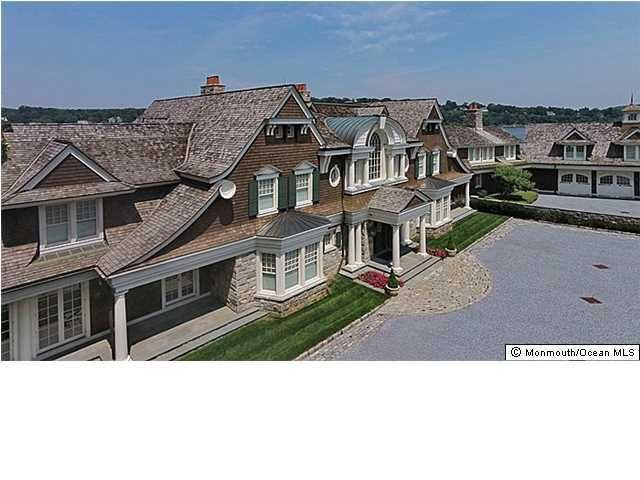 Single Family Home for Sale at 80 River Road Rumson, New Jersey 07760 United States