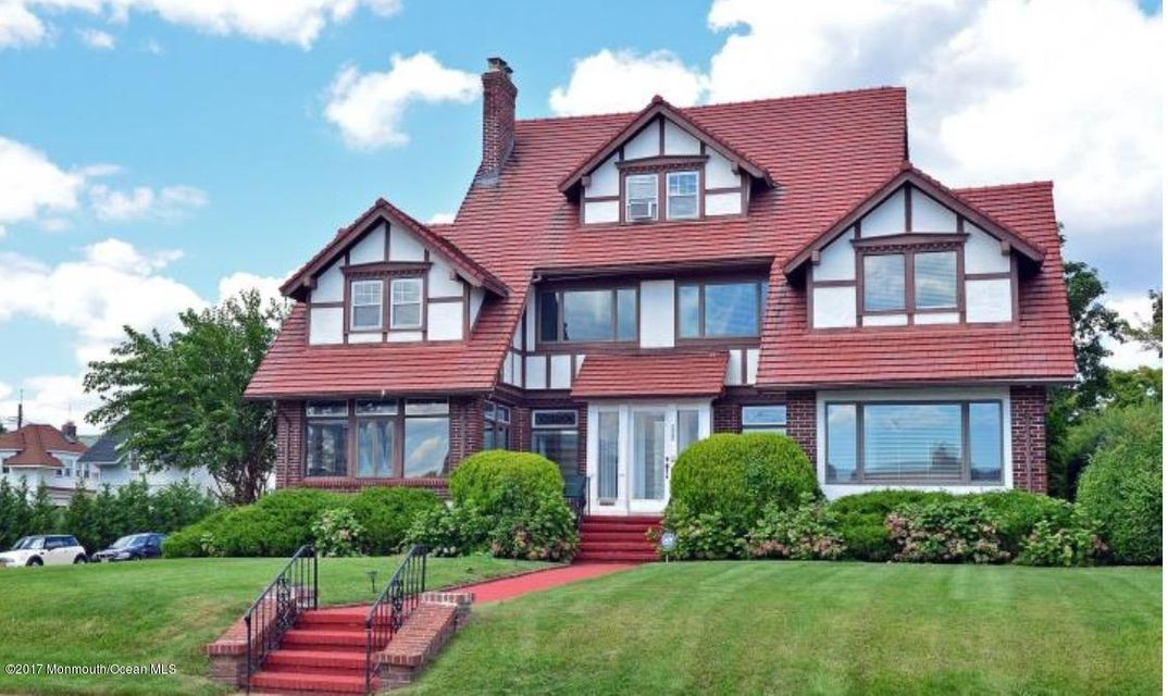 Single Family Home for Sale at 325 Edgemont Drive Allenhurst, New Jersey 07711 United States