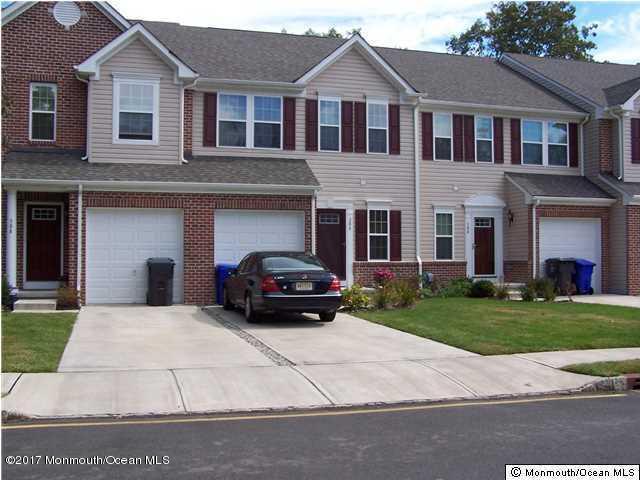 Condominium for Rent at 306 Joyce Court Brick, 08724 United States