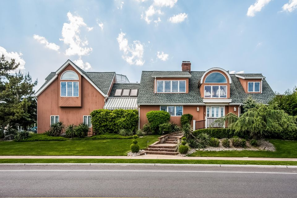 Single Family Home for Sale at 101 Beacon Boulevard Sea Girt, New Jersey 08750 United States