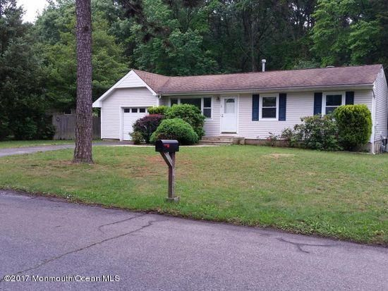 Single Family Home for Rent at 17 Cedar Drive Lanoka Harbor, New Jersey 08734 United States