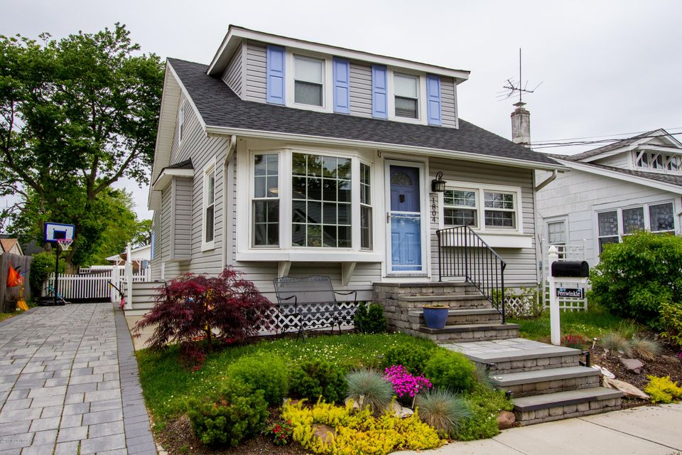 Single Family Home for Sale at 1804 Pine Terrace Lake Como, New Jersey 07719 United States