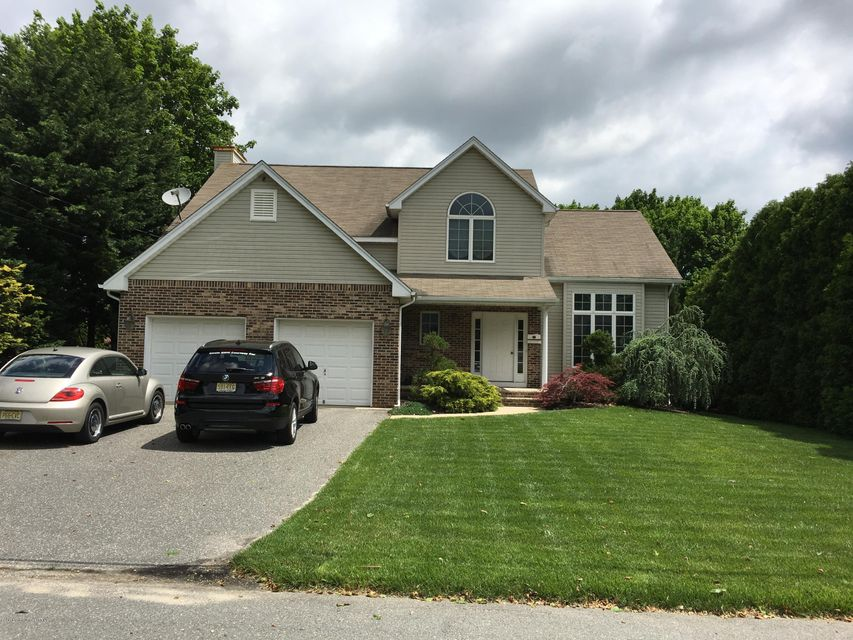 Casa Unifamiliar por un Alquiler en 622 Park Avenue Brielle, Nueva Jersey 08730 Estados Unidos