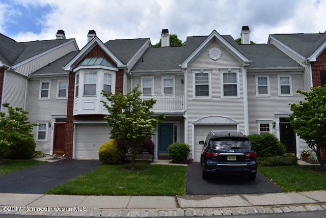 Condominium for Rent at 39 Alpine Road Holmdel, New Jersey 07733 United States