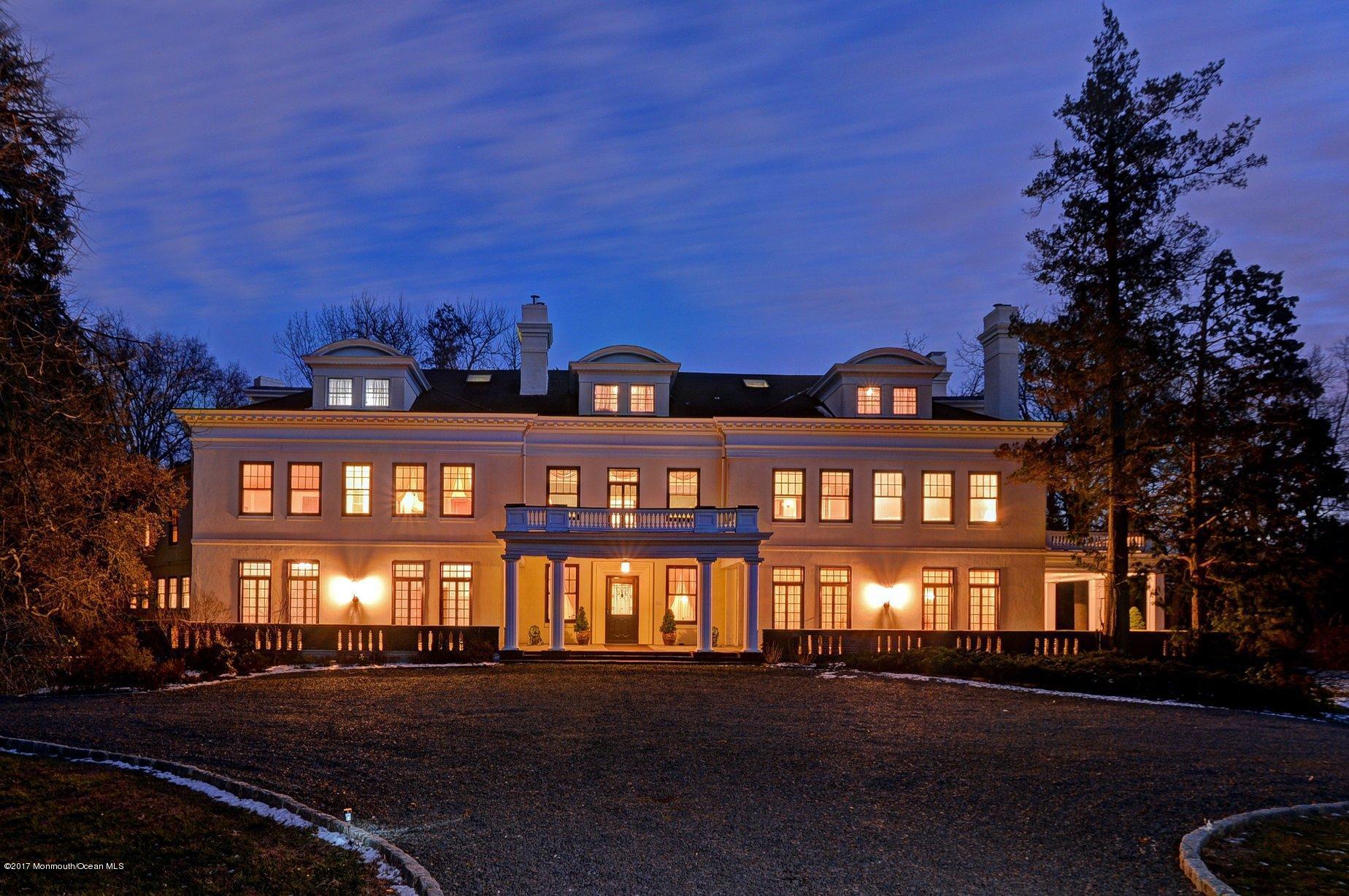 独户住宅 为 销售 在 91 Rumson Road 拉姆森, 新泽西州 07760 美国