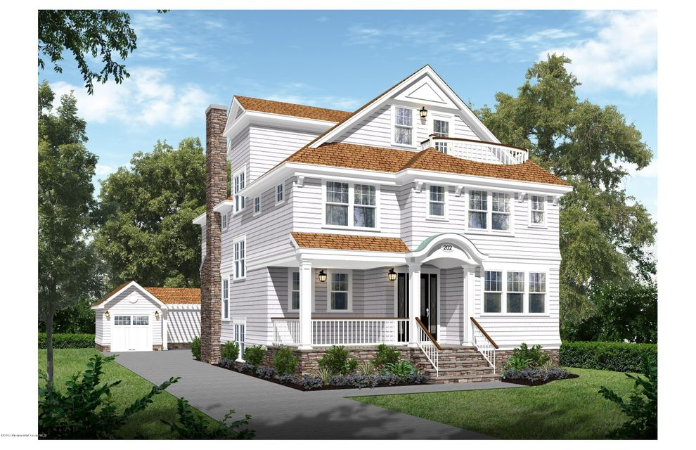 202 Brooklyn Boulevard, Sea Girt, NJ 08750