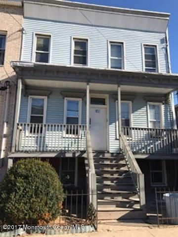 Multi-Family Home for Sale at 140 Webster Avenue Jersey City, New Jersey 07307 United States