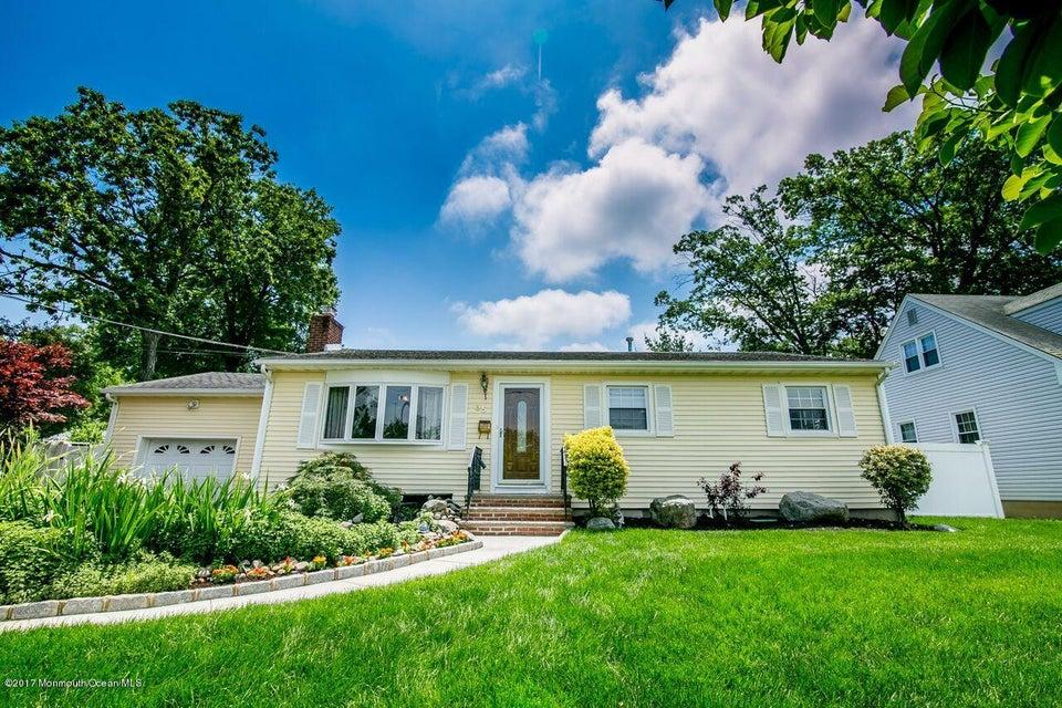 Single Family Home for Sale at 85 Van Buren Street Woodbridge, New Jersey 07095 United States