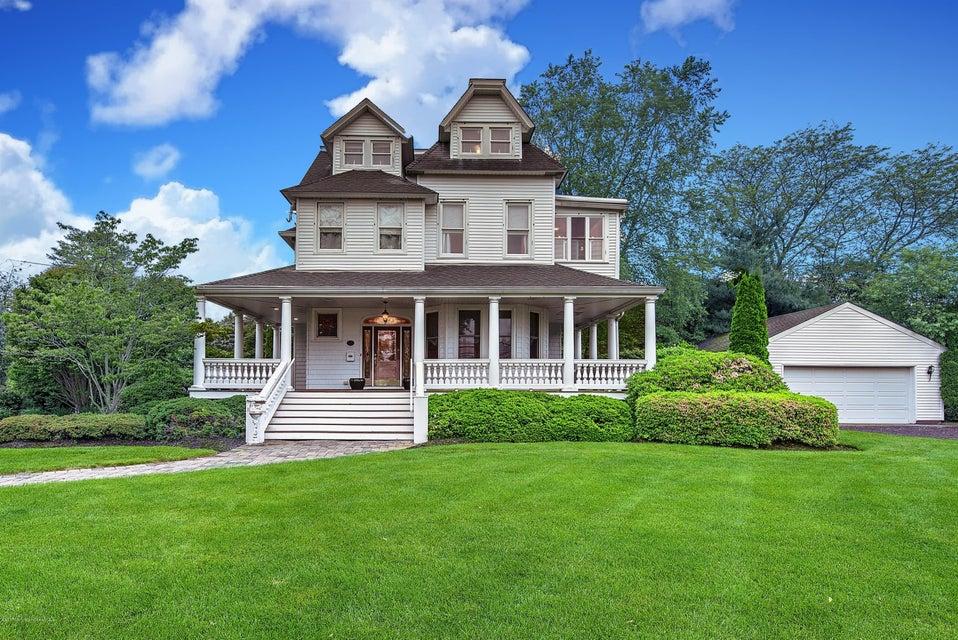 独户住宅 为 销售 在 51 Hollywood Avenue 朗布兰奇, 新泽西州 07764 美国